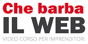Videocorso CHE BARBA IL WEB - CristianPedrani.it