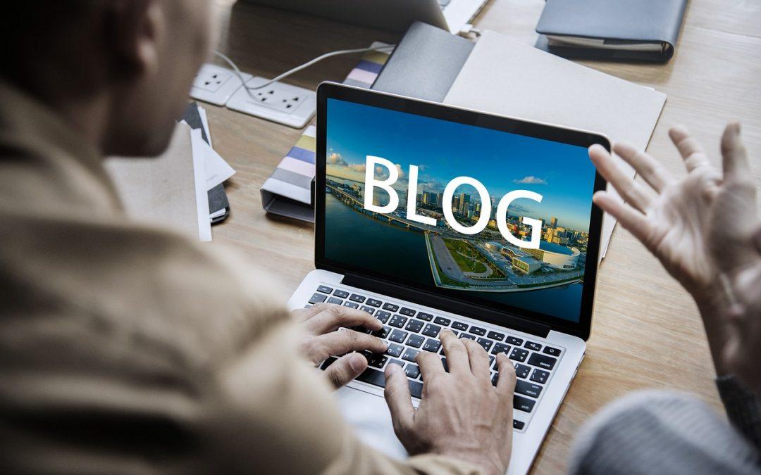 Il blog come strumento di comunicazione diretta