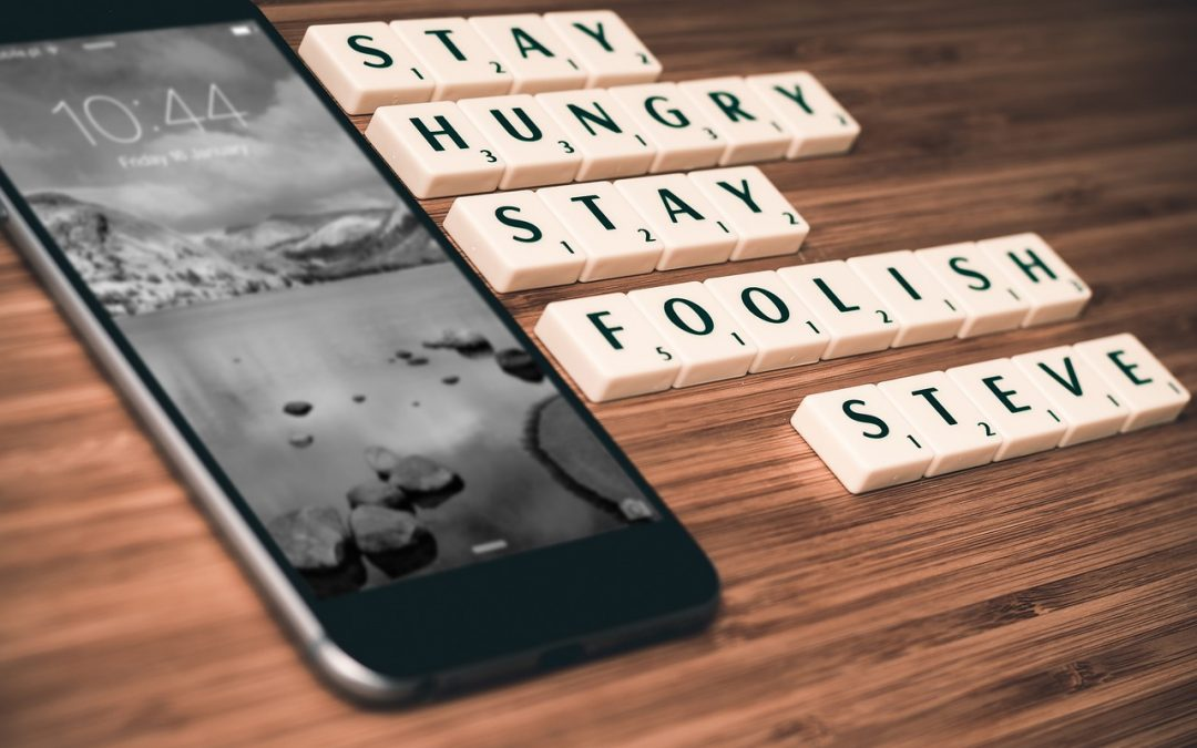 Non bisogna farlo meglio ma diversamente (Steve Jobs)