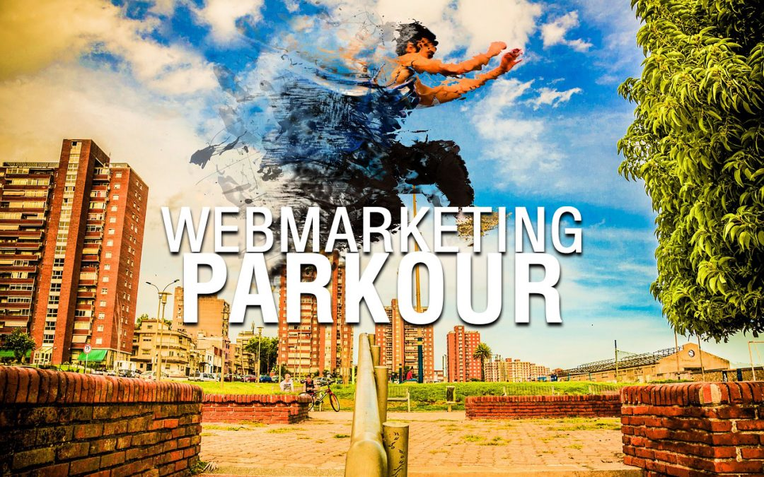 Webmarketing Parkour