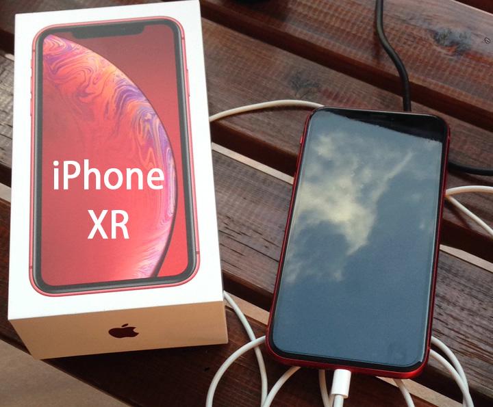 Cambio smarthphone: passaggio ad iPhone XR
