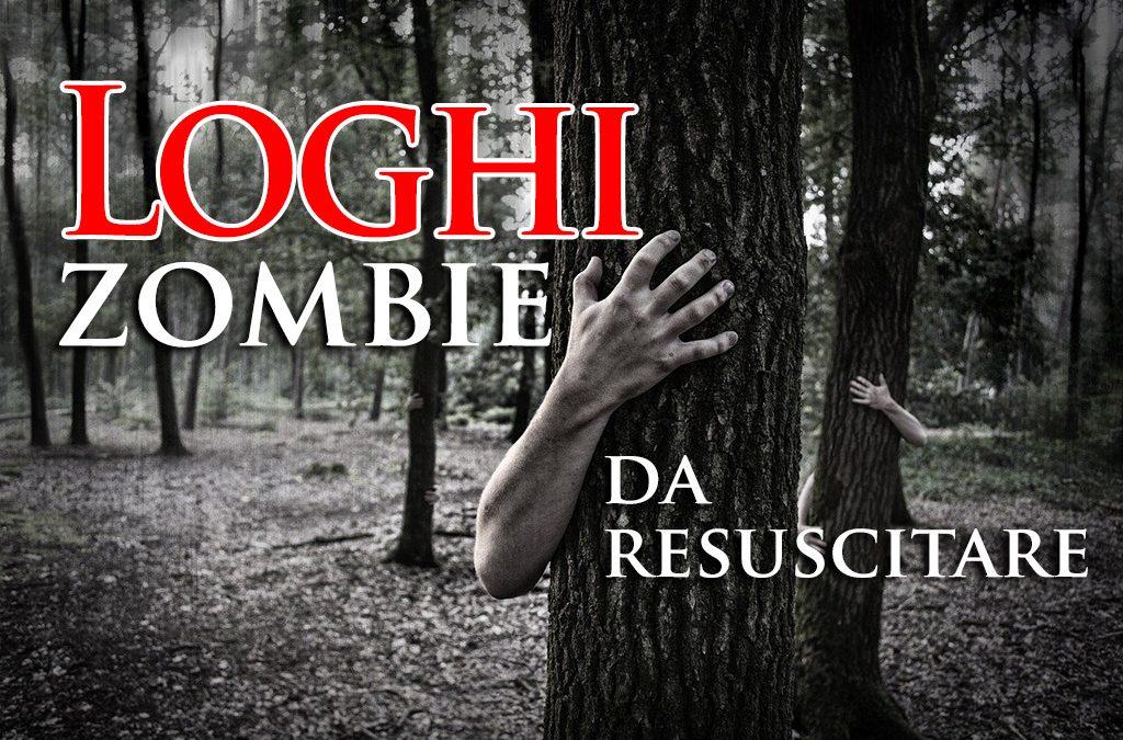 Loghi zombie da resuscitare