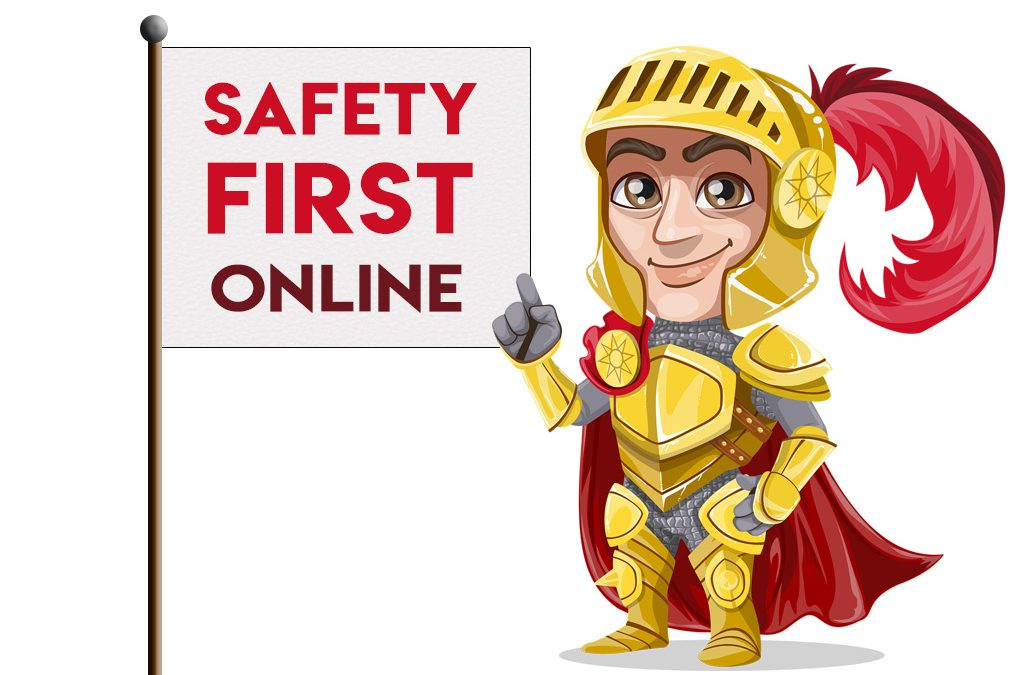 Safety first online