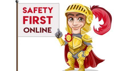 Safety first online