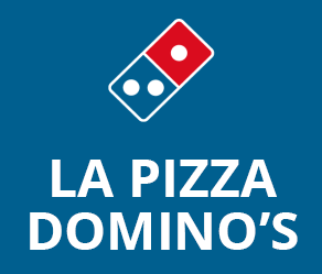 LA PIZZA DOMINO'S