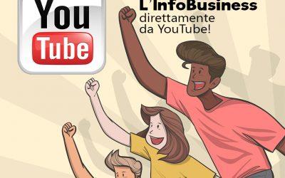 L'Info Business direttamente da YouTube